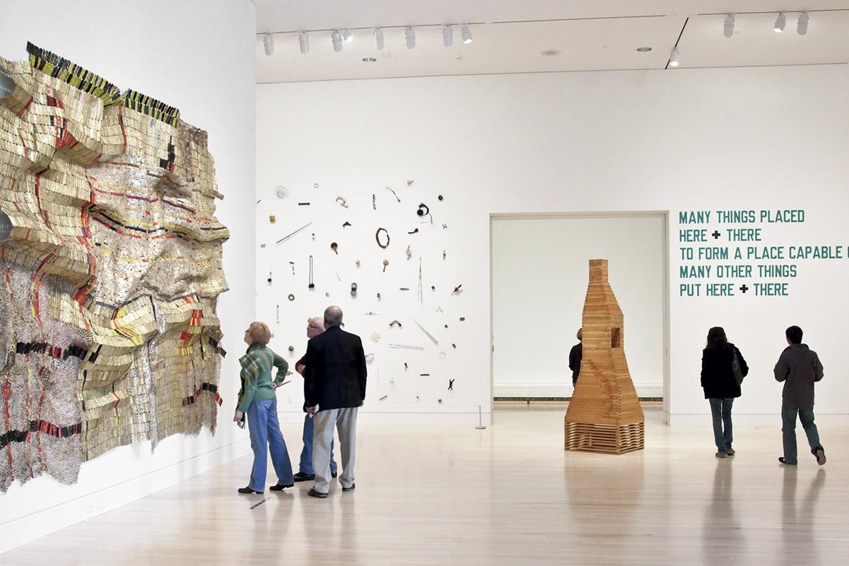 IMA Modern Art Gallery