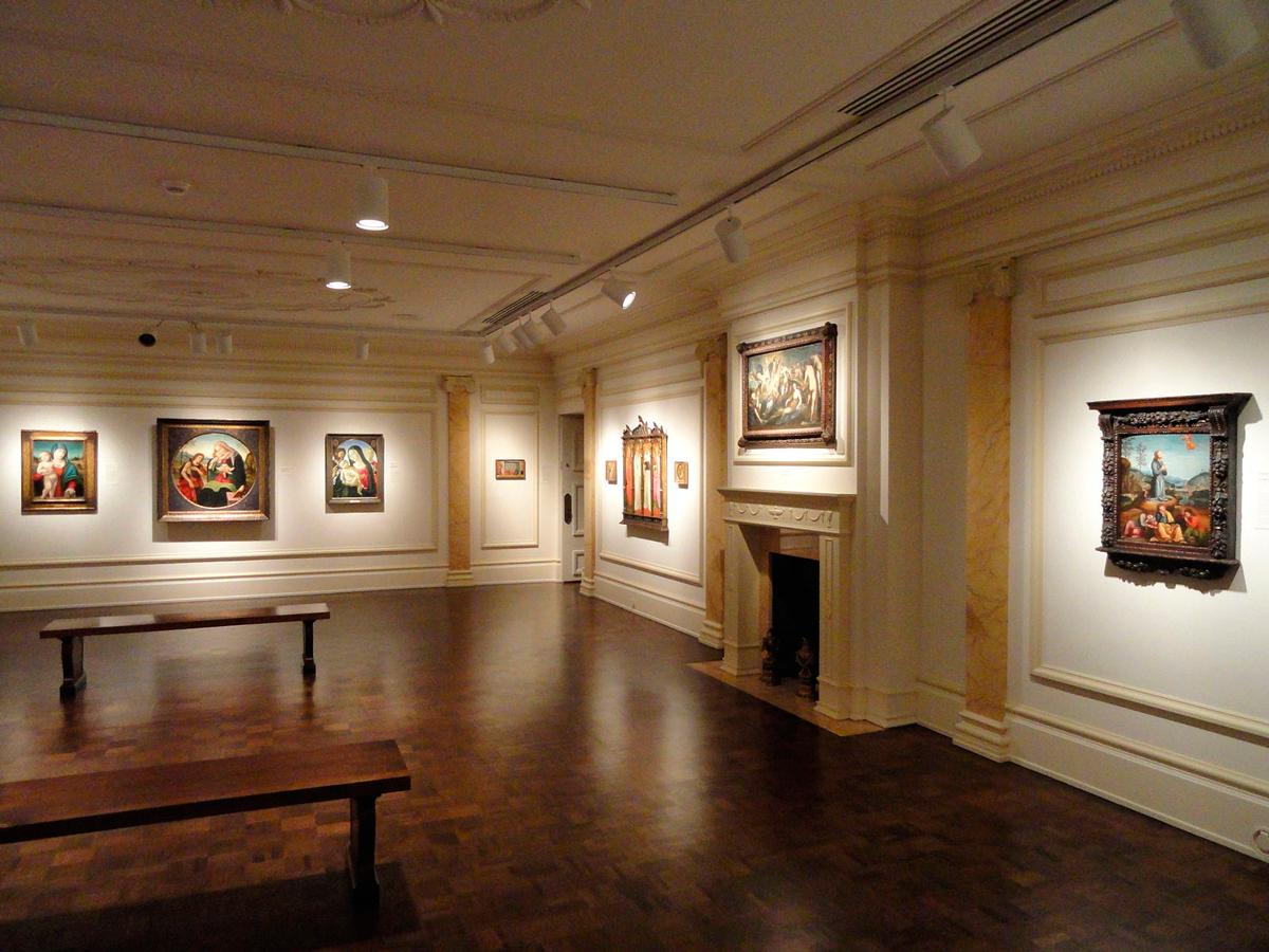 IMA Renaissance Gallery