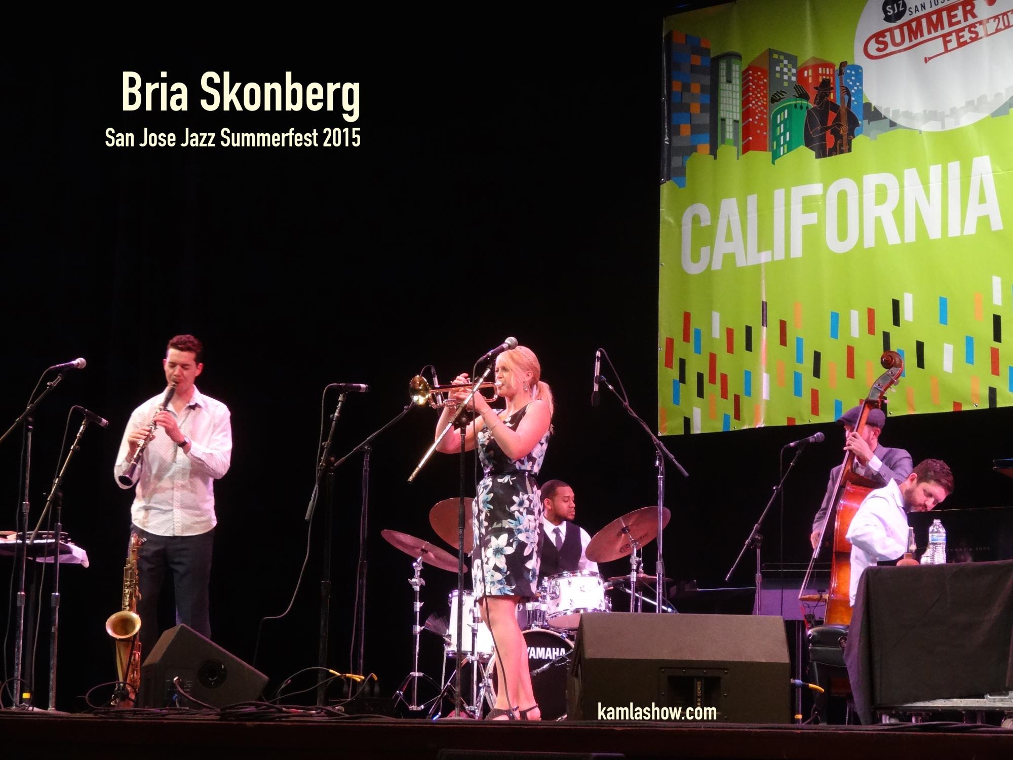 San Jose Jazz Festival/http://kamlashow.com/